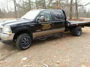 2004 FORD Ford F-350 Lariat Crew Cab Pickup 4-Door